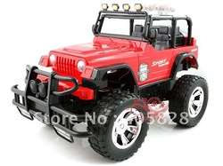 Free shipping ST model 1:12 Remote Control Hummer off-road large remote control car RC toy SUV car charging military camouflage(China (Mainland))