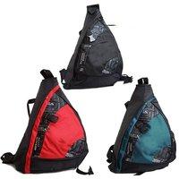 Free shipping Shoulder bag Triangle backpack multifunction men/women's outdoor sport backpacks waterproof best price