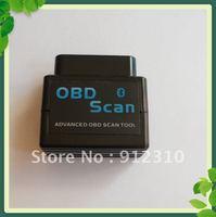 V1.5 Super Mini ELM327 Bluetooth OBD2 OBD-II CAN-BUS Diagnostic Scanner Tool,free shipping --windy peng
