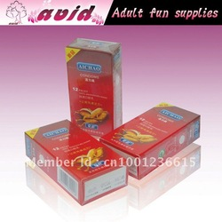 Natural latex Smooth surface vitality type condom won't kill sperm, contraception in sexual life, Sex Products, Couple supplies(China (Mainland))