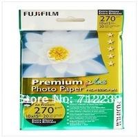 The FUJIFILM inkjet 4R 270g Glossy Photo Paper,20 Sheets per pack