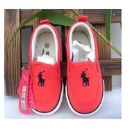Free shipping low to help the child sets foot standard canvas shoes