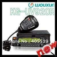 KG-UV920P multi function Wouxun (KG-UV920R Upgraded) Car Dual Band Mobile Radio 136-174 / 400-480 Mhz