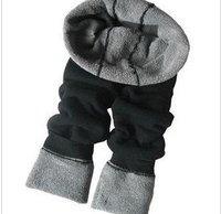free shipping~Bamboo charcoal fiber superheroes corset carry buttock render pants pants to keep warm women  pant