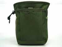 Airsoft Molle Magazine Mag NVG Tool Drop Pouch Bag OD free ship