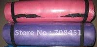 15mm Colourful NBR Yoga Mat