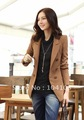 2013 Autumn Stylish women blazers OL dress outerwear coat ladies jacket Slimming fit casual suits