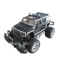 RC cars wireless toy hobby Four channel 1:5 Hummer remote control electric military off-road vehicles SUV remote control car(China (Mainland))
