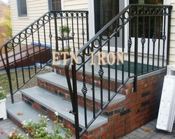 Stairs On Exterior Wrought Iron Stairs Buy Exterior Wrought Iron Stairs