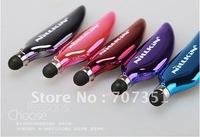 Original Nillkin Colorful Design stylus capacitive screen touch pen for iPhone 4S ST25i LT22i LT26i iPAD I9100 I9220 i9300