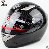 New arrival Free shipping CARBON FIBER motorcycle helmet REAL COOL MAX liner full face helmets for motorcycles motocross helmet