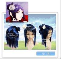 Wholesale Free Shipping Hot Selling Cheapest Halloween Naruto Cosplay Wig konan Wig