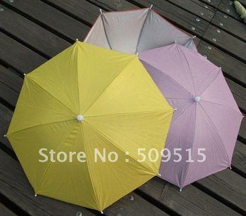 Sun hat umbrella Tourism and fishing umbrella UV umbrella cap Hat umbrella Wearing an umbrella Rain Umbrella& Parasol,002