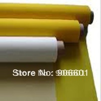 "43T 110mesh polyester filter fabric 43T-80  width:127cm (50""), white color and free shipping"