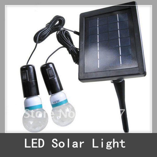 Outdoor Solar Power 8 LED Wall Mount Landscape Garden Path
