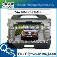 car audio special for KIA SPORTAGE in dash gps navigation
