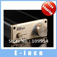 1pcs MUSE M15 EX2 TA2024 T-Amp Mini Stereo Amplifier 15WX + power transformer , free shipping