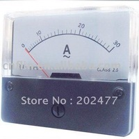 20x Free Shipping YS-670 AC 30A Analog Ampere Current Panel Meter Ammeter