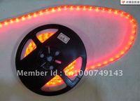 SMD3528 RGB  5M 300 LED Strip Waterproof  free shipping