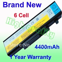 Battery for Lenovo IdeaPad Y450 20020 4189  Y550 4186 3241 series 55Y2054 L08L6D13 L08O6D13 L08S6D13