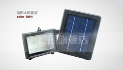 NEW Solar Powered 36 LEDs Outdoor Light Garden/Lawn/Road Lamp 1 Year Warranty Free Shipping(China (Mainland))