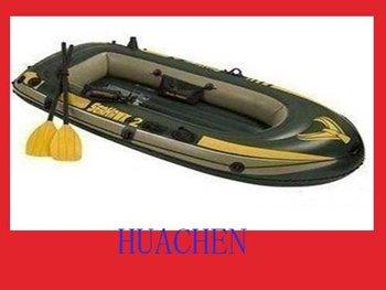 5514 Free shipping high quatity sea kayak INTEX canoe 2-people boat two liesure kayaking lovers haiying inflatable boats