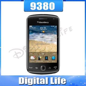 9380 Original Unlocked BlackBerry Curve 9380 3G GPS WIFI