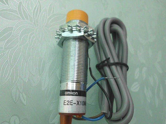 Omron NPN NC E2E-X10ME2 10mm 6-36VDC 300mA inductive proximity DC 3 wire sensor switch New(China (Mainland))