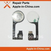 Free Shipping Mobile Phone Home Button Flex Cable for iPhone 4S