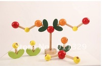 Best selling!! Tree of  Wisdom  building blocks toys wooden toys Educational Toys Free shipping,1pcs