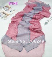 FREE SHIPPING,patchwork shawl,lace scarf,crystal scarf,muslim hijab,2012 new design,45*190cm,fashion ladies shawl