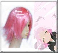 Wholesale Free Shipping Hot Selling Cheapest Halloween Bleach Cosplay Wig Kusajishi Yachiru Wig