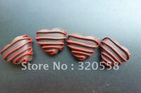 New arrival chocolate hearts flatback resin Scrapbooking Embellishment 50pcs Free Shipping