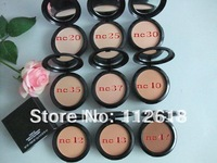 1PCS/LOT High quality brand Professional makeup Studio fix powder foundation with puff 15G 9 different colors drop shipping