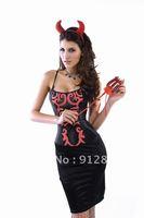 Sequins Sexy Corset figure-built Tight Bust Vest 5163