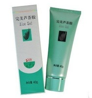 Wrinkle scar removal cream moisturizing Aloe Vera Gel perfect  40g
