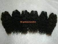 "Hot selling ,16"",20"",24"",28"", 5bundles/lot, Brazilian human hair wefts,itailian curl, dhl free"