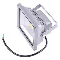 DHL Free Shipping AC85-265V 10W 900LM LED Flood Light Floodlight outdoor LED street Lamp black shell