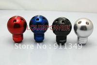 MOMO Silver Sphere Shape, Personality Modified Gear Knob-510/ Shifting Gear Knob-510 for Manual