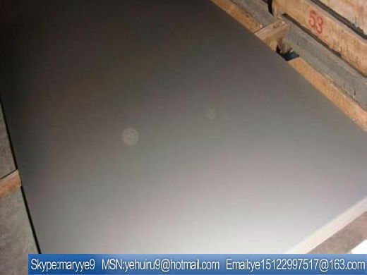 SUS316Ti hot rolled stainless steel sheet(China (Mainland))
