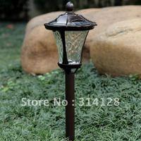 LED Outdoor Lights Solar LED insert lights landscape garden lights 2PCS