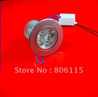 12W dimmable LED down lamp 4*3W (70mm ceiling hole) LED downlight bulb with CE