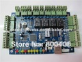 TCP/IP type GAC-TCP/IP4 double Door Access Controller board with software,single door access control