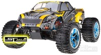 HSP Racing  94111 PRO 2.4G transmitter brushless ESC 1/10th Scale Electric Off-Road Monster Truck RTR
