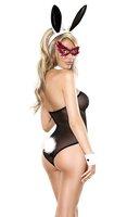 Женский эротический костюм New Sexy Faux Fur 3PCs Fashion Sets LC8527