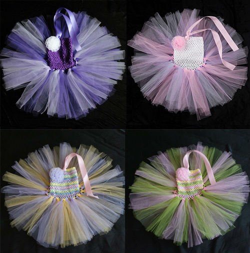 Baby Toddler Infants Girl Sweet Cute Party Chiffon Tutu Dress Newborn 24 Months(China (Mainland))