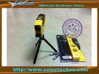 Mini  Cross Line And Point Laser Level Meter SE-TD9B