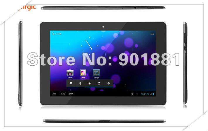 Global Debut On Sale slimmest IPS android 4 0 tablet 10 inch Quad Core Nvidia Tegra 3 ROM16G RAM1G Front Cam 8MP Rear Cam 2MP(Hong Kong)