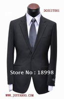 2012 newest fashion Top quality brand men's fashion business suit accept dropship wholesales