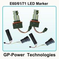 2012 Newest No O.B.C Error 4W LED Marker For E60LCI/ E61LCI /X6 LM-260N